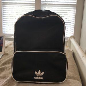 Adidas black bookbag
